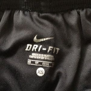 Nike Shorts - Black Nike running shorts